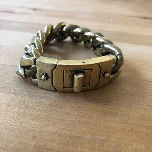 COPY - CC Skye chain bracelet-nwot Antique brass
